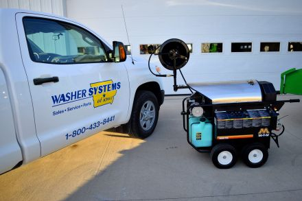 The Best Pressure Cleaning Equipment & Service in Iowa.