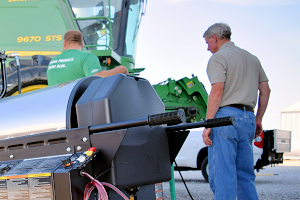 The best operator training program for pressure washers & waste oil heaters in Iowa!
