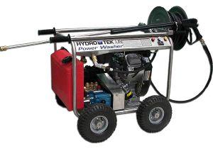 Used Power Washer Equipment from Washer Systems of Iowa