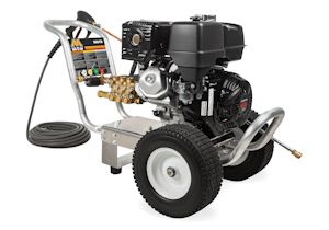 Mi-T-M Aluminum Series Gasoline Direct Drive