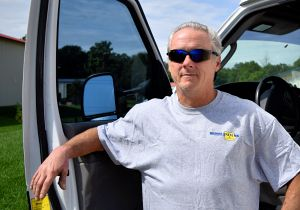 Brian Thompson - Waste Oil Service Manager